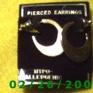 Earrings, Hypo Allergenic (019)