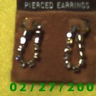 Earrings, Rhinestones (027)