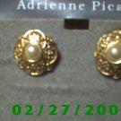 Earrings, Adrienne Picard, Surigical Steel Posts (024)