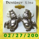 Earrings, Designer Line (002)