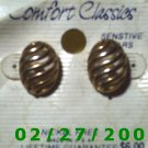Earrings, Comfort Classics for Sensitive Ears  Guarantee (008)