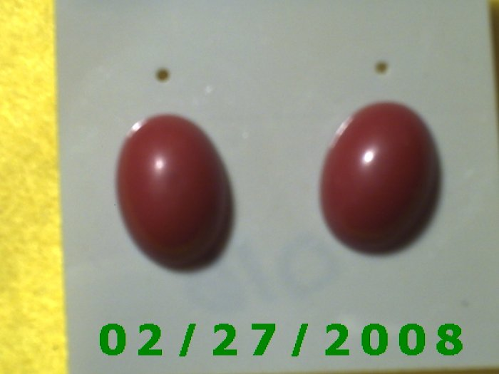 Earrings, Hypo Allergenic (016)