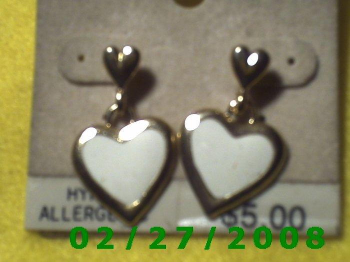 Earrings, Hypo Allergenic (017)
