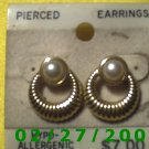 Earrings, Hypo Allergenic (018)