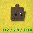 Earrings Hypo Allergenic 1.5 mm Silver bead