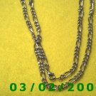 "20"" Silver Necklace (005)"
