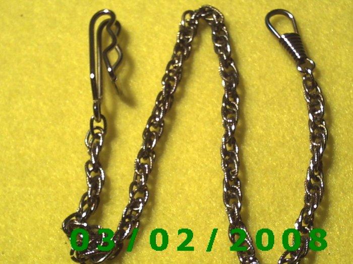 "13"" Gold Watch Chain (004)"