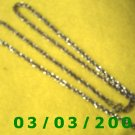"""25"""" Gold Plated Necklace (011)"""