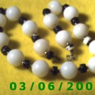 """18"""" Bead Necklace (019)"""