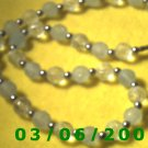"24"" Bead Necklace w/Screw Connector (023)"
