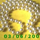 "35"" Pearl Necklace (024)"