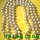 "47"" Pearl Necklace (025)"