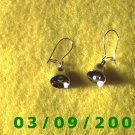 Silver Bells Pierced Earrings (001)