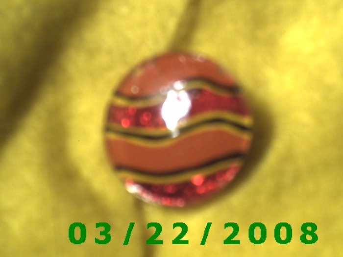 """7/8"""" Button Cover Metal  (R003)"""