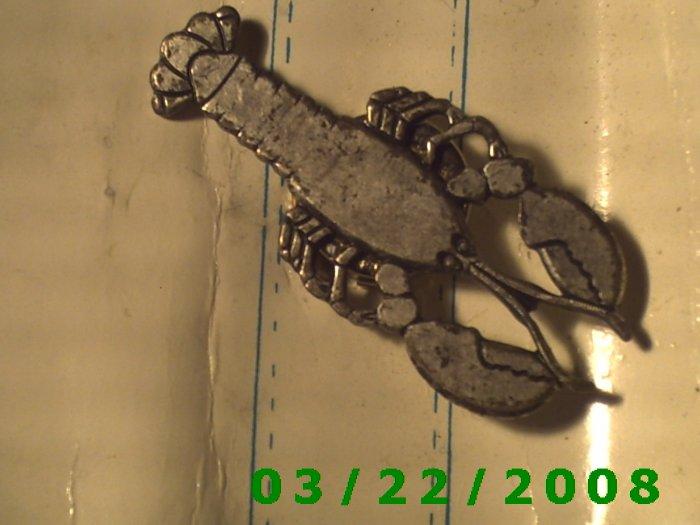 Set 4ea Button Covers, 1pr Pierced Earrings (Lobster  (R011)