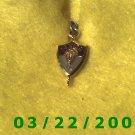 """1/2 x 1"""" 1989 Gold Medal, Senior  (R008)"""