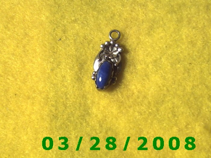 Sterling Silver Charm  (022)