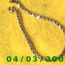 Gold Bracelet     011