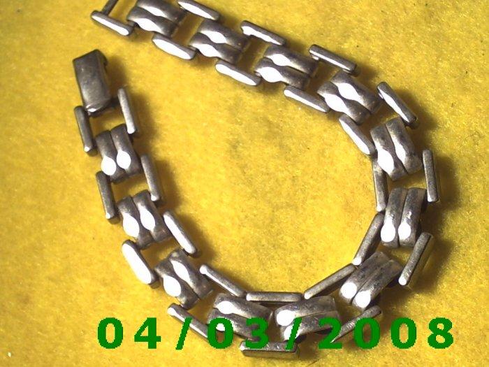Silver Bracelet    022