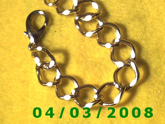 Silver Bracelet      023
