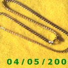 Gold Necklace (Avon)   E5013