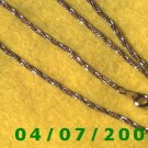 Gold Necklace     E5045