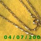 Gold Necklace    E6008