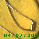 Gold Necklace      E6019