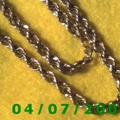 Gold Necklace     E6020