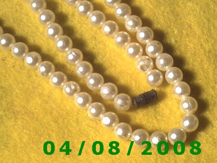Pearl Necklace     E6024
