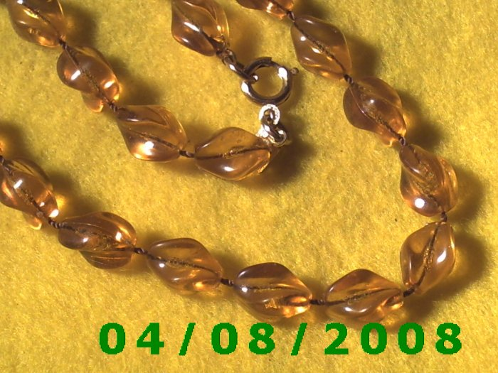 Bead Necklace (Sarah Cov)      E6026