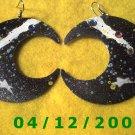 Pierced Earrings     Q1024