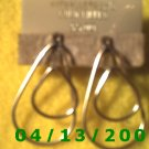 Gold Filled Pierced Earrings         Q2009