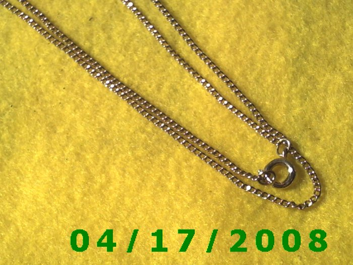 Gold Necklace     E3010