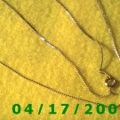 Gold Necklace     E3012