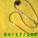 Gold Necklace     E3015