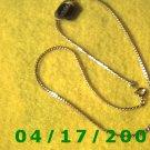 Gold Necklace     E3015