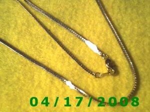 Gold Necklace    EI001
