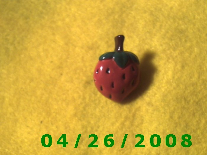Strawberry Hat Pin      132