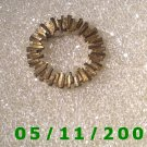 Gold Circle Pin   (120)