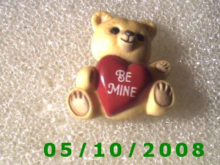 Teddy Bear Valentine   (113)