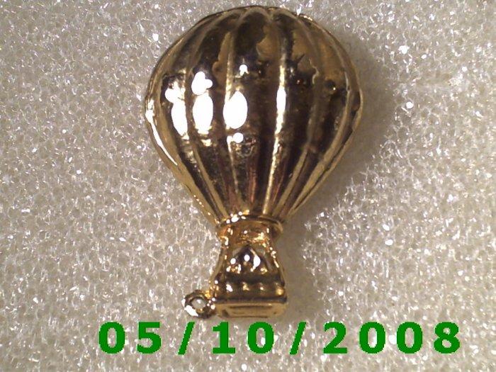 Gold Balloon Pin  A051