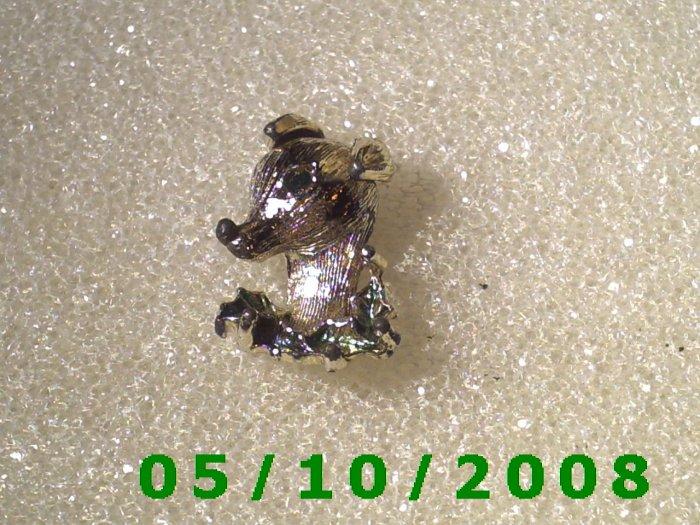 Silver Deer Pin       030