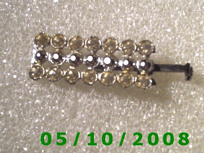 Rhinestone Pin   (038)