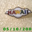 Hawaii Pin signed 1982 Westmark inc