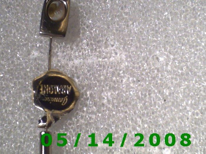 Silver Genuine Abaloni Stick Pin..........   B056