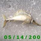 Swordfish Pin    B038