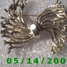Silver Wild Thing Pin    B028