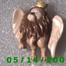 Lion w/Wings Pin    B024