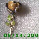 Flower Pin    B010